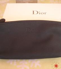 Eredeti Dior fekete neszeszer Új