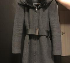 Zara M női szürke kabát