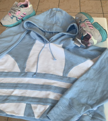 Új Adidas pulcsi