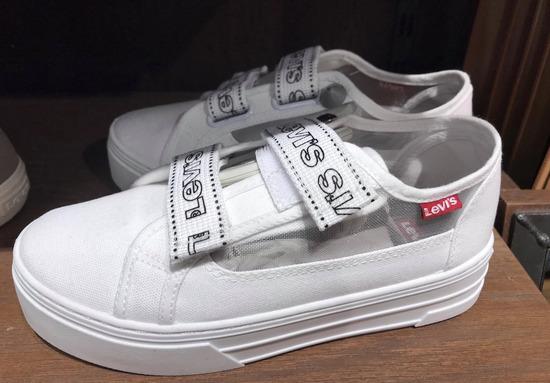 Levis platform cipő