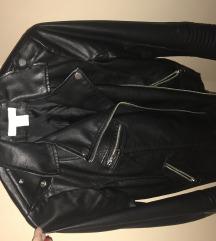 H&M bőrkabát