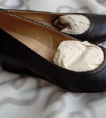 1x viselt, fekete, 5th Avenue bőrcipő