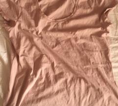 Babarózsaszín póló