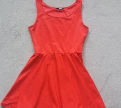 Piros mini ruha 1000FT