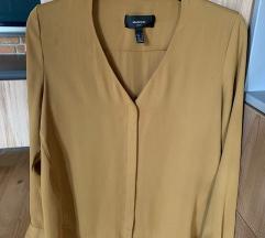 Mango suit mustár színű csodaszép ing