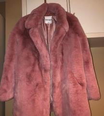 Puha műszőrme kabát