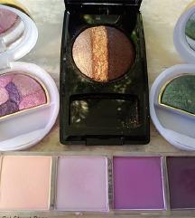 Collistar, Karaja ,Shiseido Szemhéjfesték