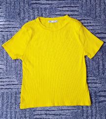 Zara sárga felső