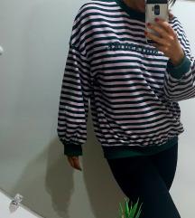 Bershka oversize pulóver