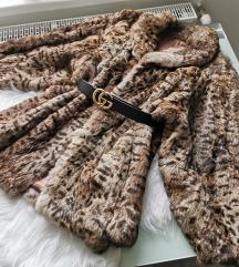 Valódi szőrme kabát M/L