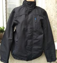 F&F fekete férfi vagy kamasz átmeneti kabát M