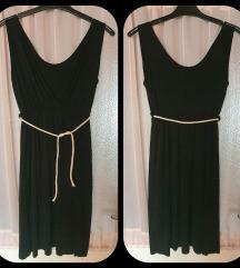 Lenge, fekete ruha - M