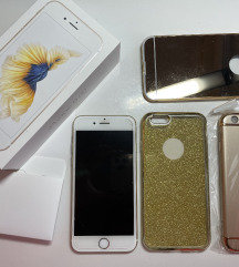 iPhone 6s 16Gb gold Telekomos