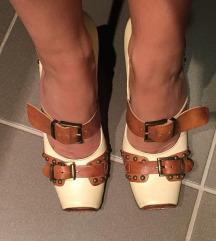 TENTAZIONE Vero Cuoio bőr női cipő