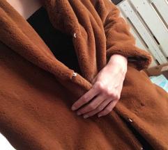 barna szőrme bunda
