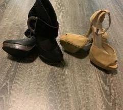 Magassarkú cipők egyben