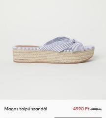 Új H&M papucs