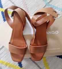 Mango bőrszandál