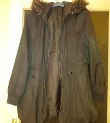 Keki átmeneti kabát