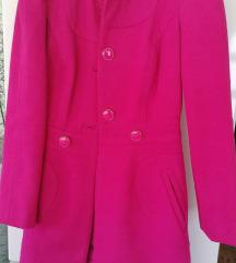 Pink kabát 34/36