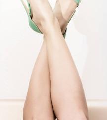 Magassarkú cipő 35