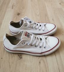 Converse fehér 37.5-es tornacipő