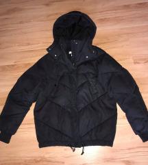 H&M oversize pufi  kabát