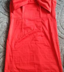 Piros H&M-es ruha