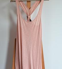 % H&M hátul csomós ruha S/36