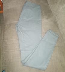 Magasderekú bőr nadràg