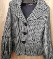 Mintás kabát