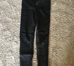 Szürke hosszú derekú nadrág