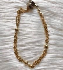 Új arany színű nyaklánc