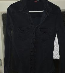 H&M fekete farmer ing