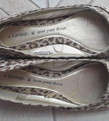 Párducmintás topán