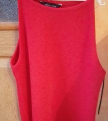 New Look piros topp