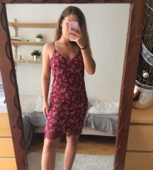 H&M virágos ruha ÚJ