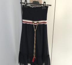 Nyári pántnélküli ruha XS-S méret