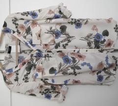 F&F virágos ing