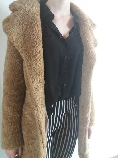 Teddy Bear kabát