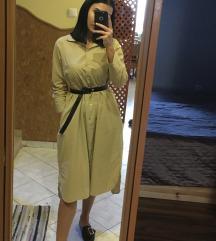 Zara hosszú ing ruha