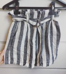 Bershka paperbag rövidnadrág