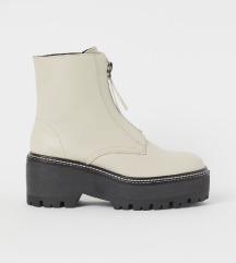 H&M Fehér női csizma