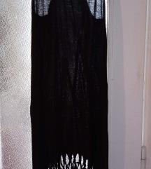 Rojtos fekete miniruha S-es