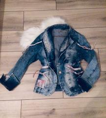Farmer kabát 🎀 S,M