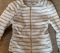 H&M csíkos kabát / zakó 34-es