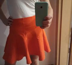 Mohito narancssárga szoknya