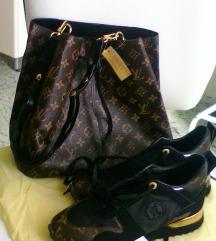 L. V. táska (+cipő) repi