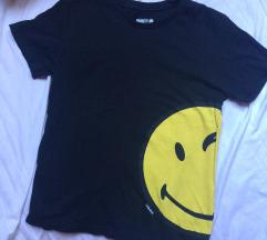 pull&bear smiley póló