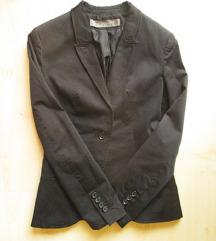 Zara, fekete blézer, XS